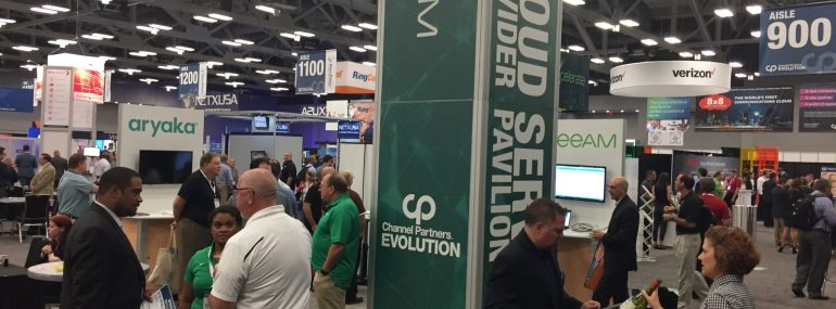 CSP Pavilion at CHannel Partners Evolution