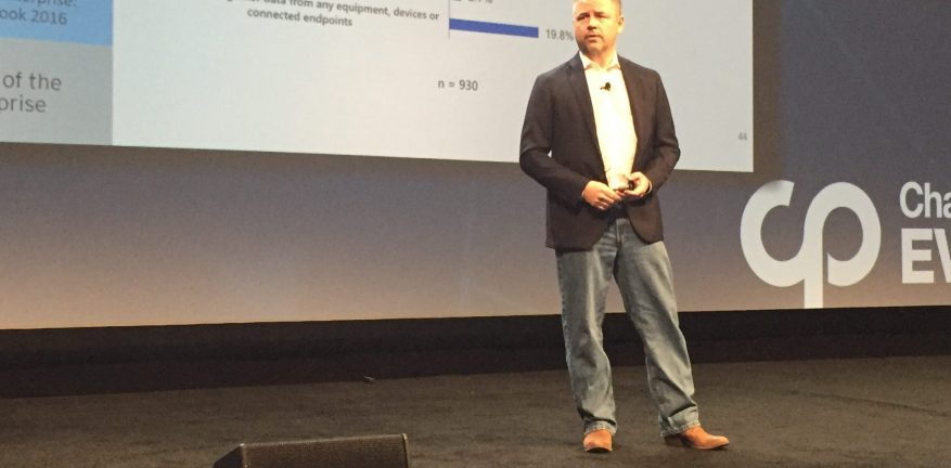 451 Research's Christian Renaud at Channel Partners Evolution