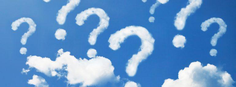 Cloud Questions