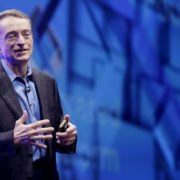 Pat Gelsinger VMware CEO at VMworld 2016