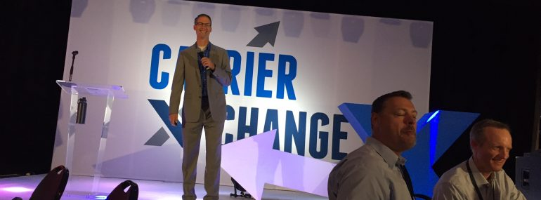 CarrierSales' Richard Murray at carrierxchange
