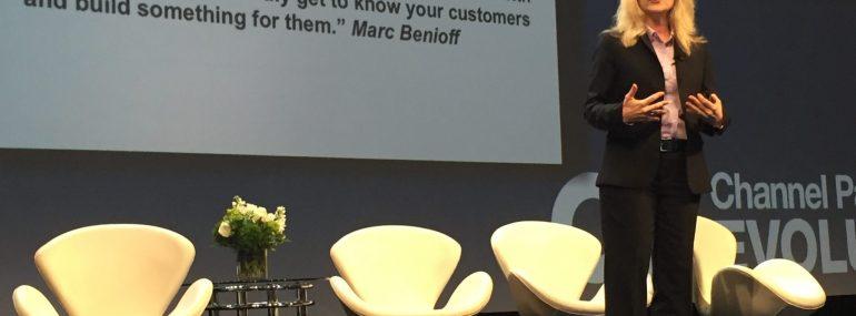 Tiffani Bova at Channel Partners Evolution 2017