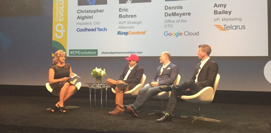 UC&C Panel at Channel Partners Evolution