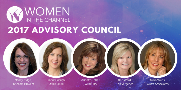 Women in the Channel Advisory Council
