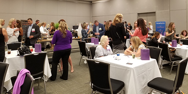 Women in the Channel networking event