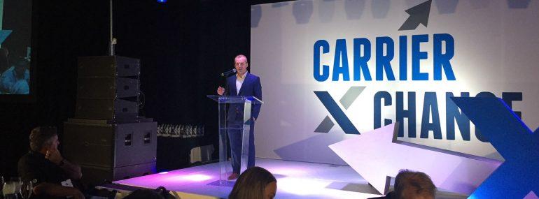 Austin Halverson at CarrierSales carrierXchange