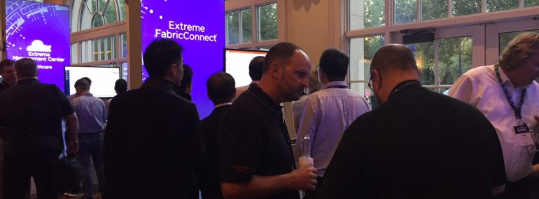 Extreme Networks Global Partner Conference 2017