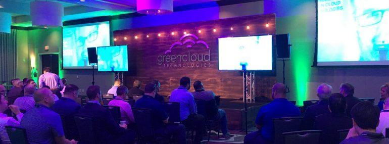 Green Cloud Partner Summit in Greenville, SC