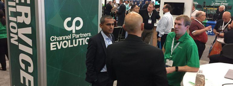 CSP Pavilion at Channel Partners Evolution