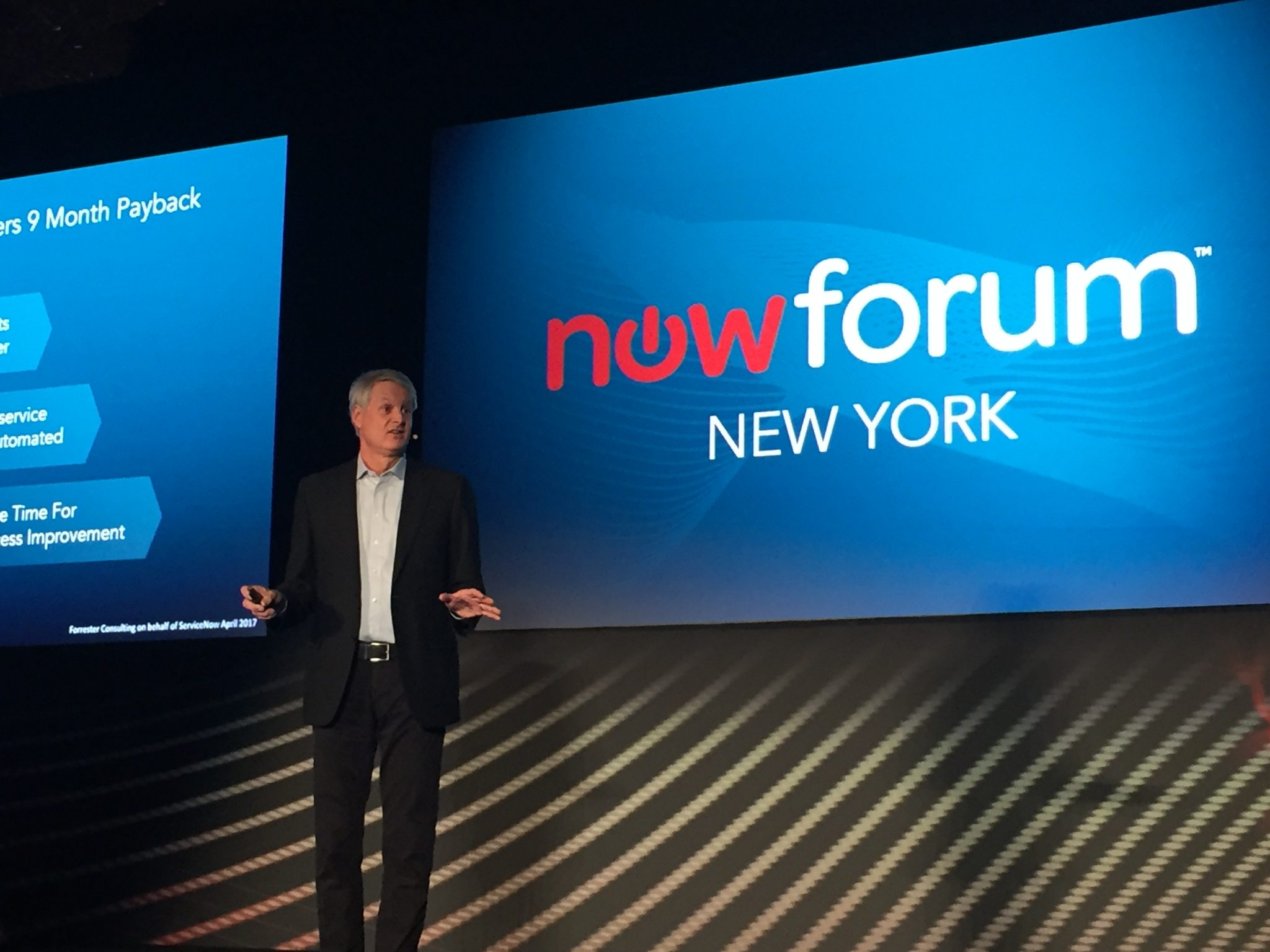 John Donahoe of ServiceNow