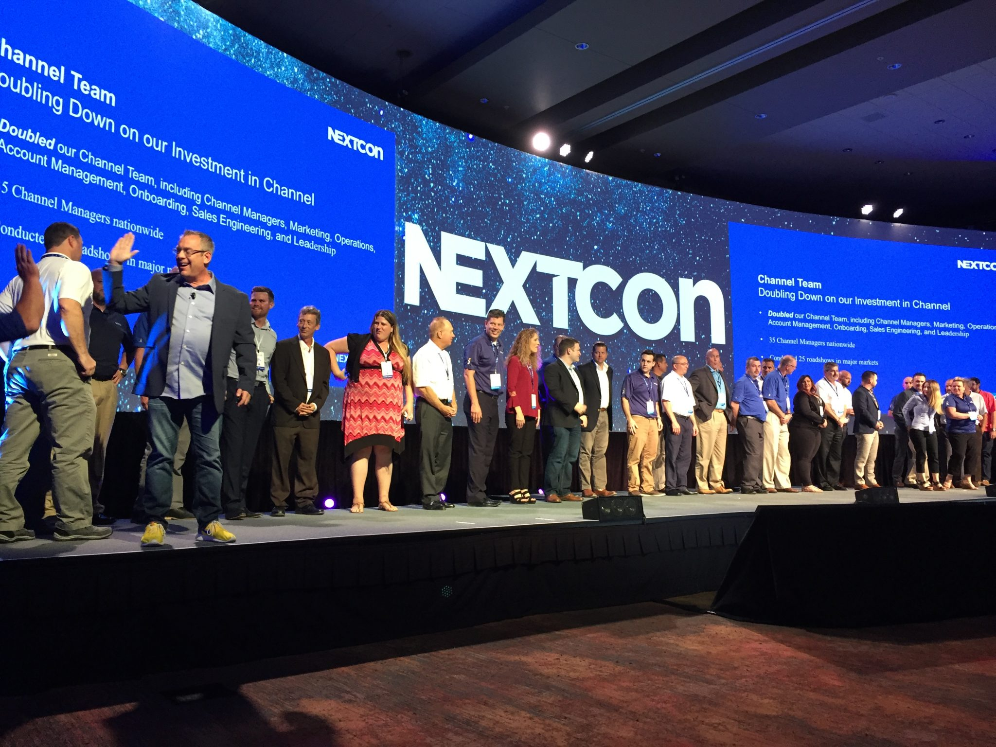 Nextiva NextCon 2017 Day 2