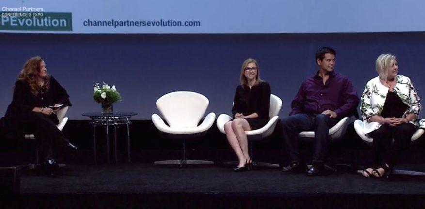Penton Think Tank at Channel Partners Evolution