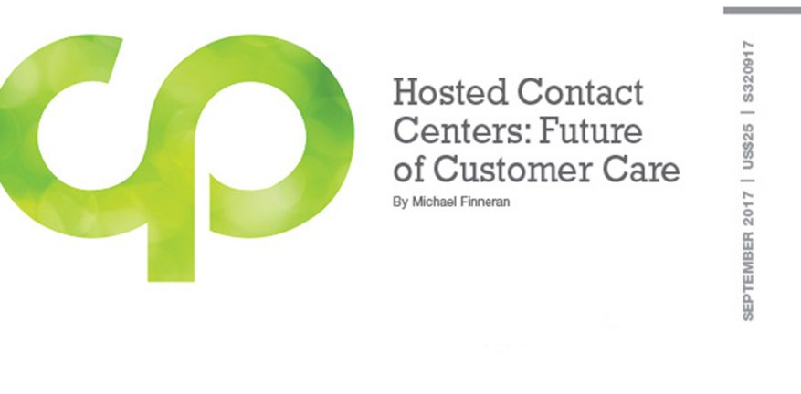 Hosted Contact Centers: Future of Customer Care