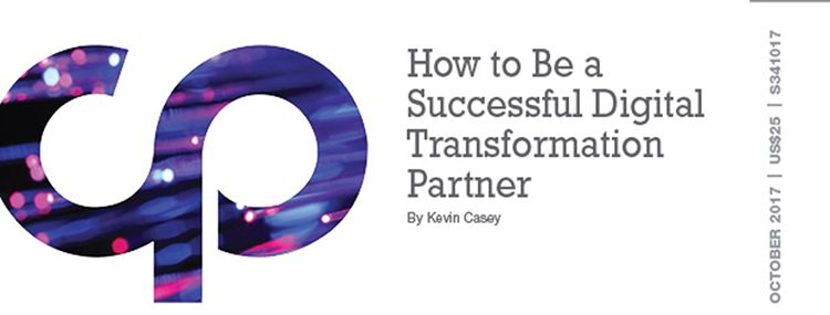 How to Be a Successful Digital Transformation Partner