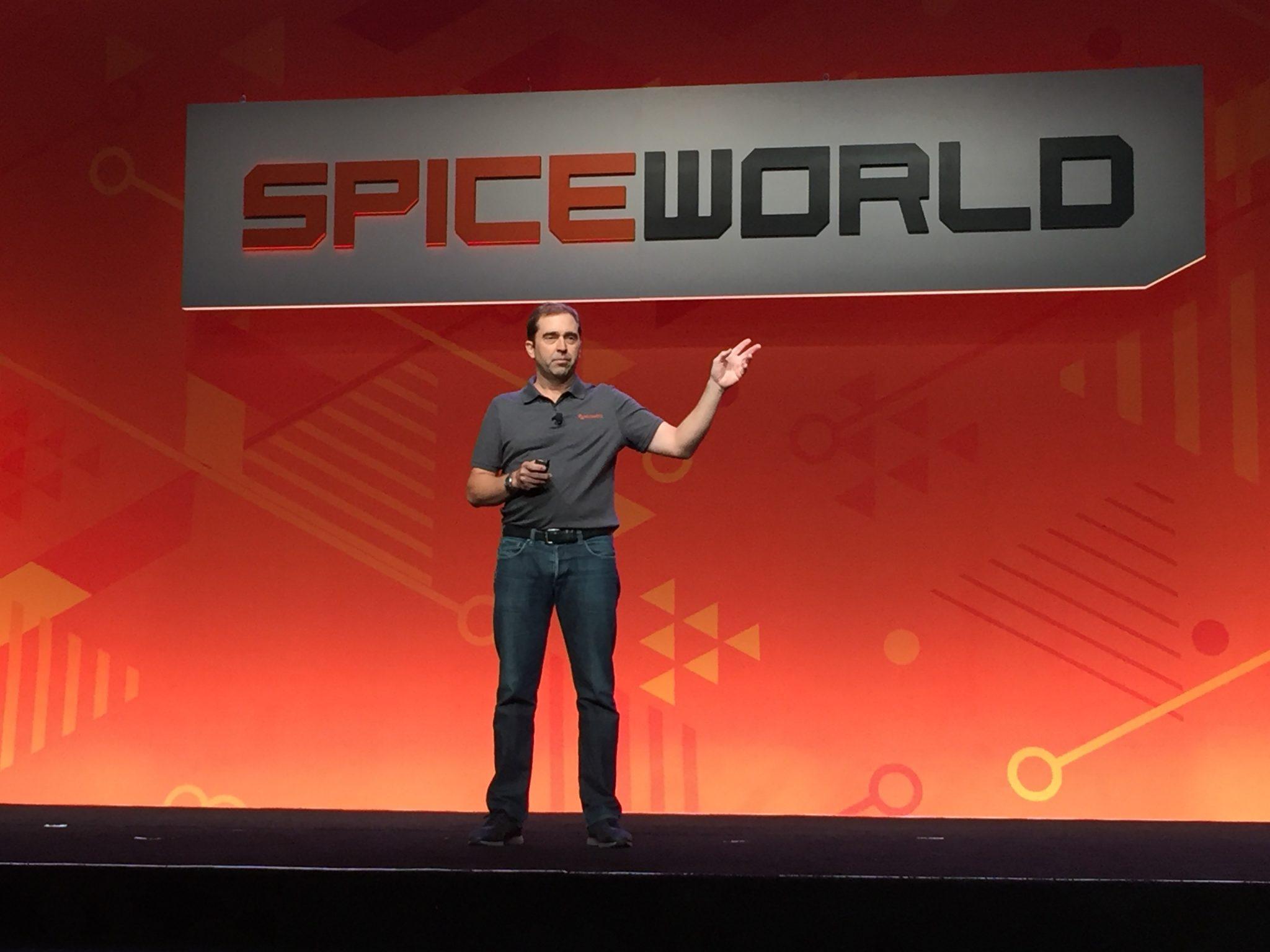 Spiceworks SpiceWorld