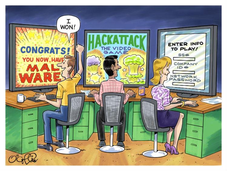 Sungard AS Hack Attack