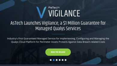 AsTech Vigilance Screenshot