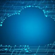 Cloud on a digital board