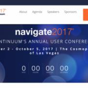 Continuum Navigate 2017