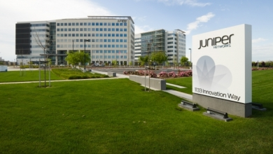 Juniper Networks Headquarters in Sunnyvale
