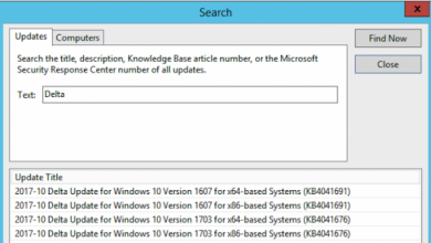 October's Patch Tuesday Update Problem
