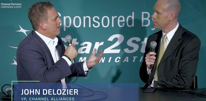 CenturyLink's John DeLozier at Channel Partners Evolution