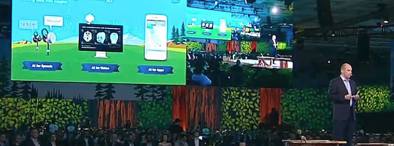 John Ball addresses Salesforce's Dreamforce