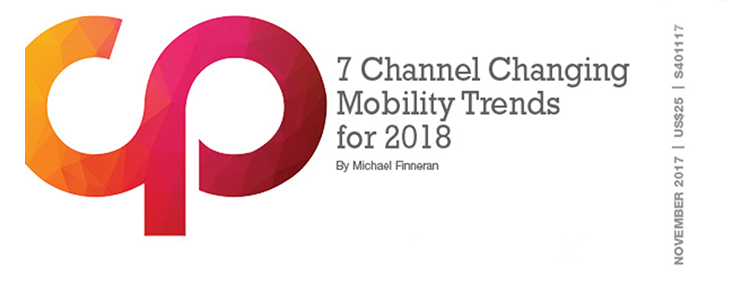 7 Channel-Changing Mobility Trends for 2018