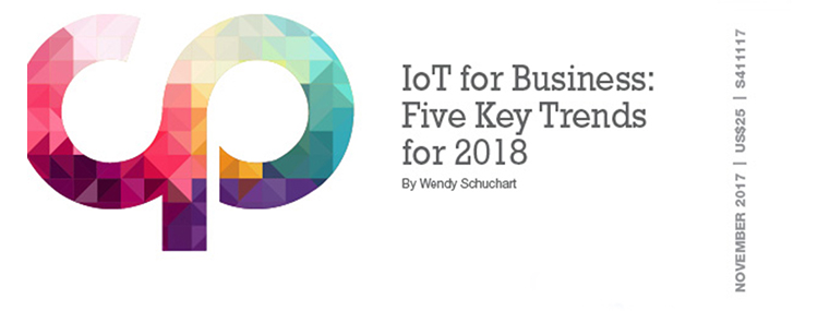 IoT for Business: Five Key Trends for 2018