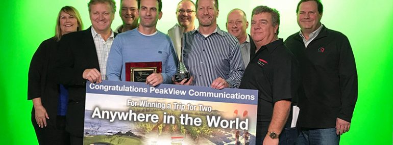 PeakView is Intelisys Platinum Partner