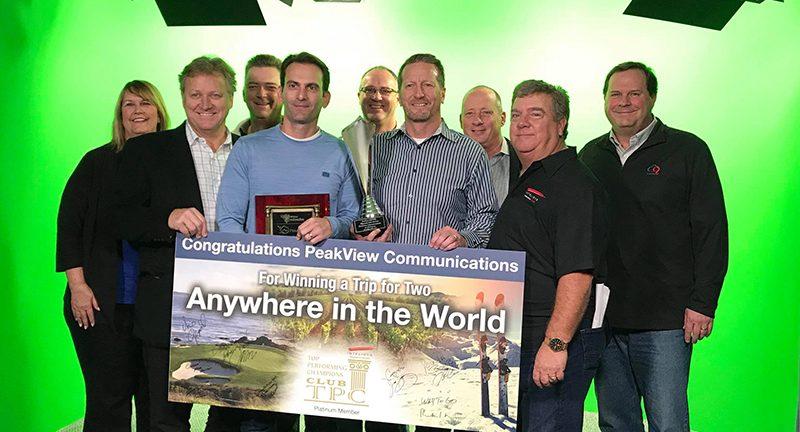 PeakView is Intelisys Platinum Partner