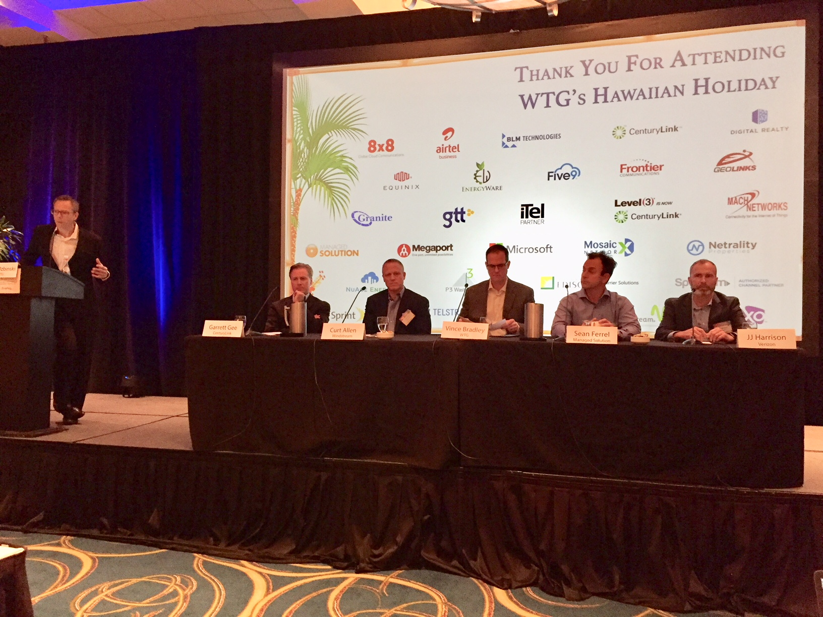 WTG IoT Panel