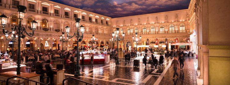 St. Mark's Square, Venetian Las Vegas