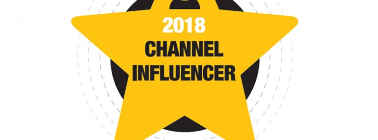 2018 Channel Influencer