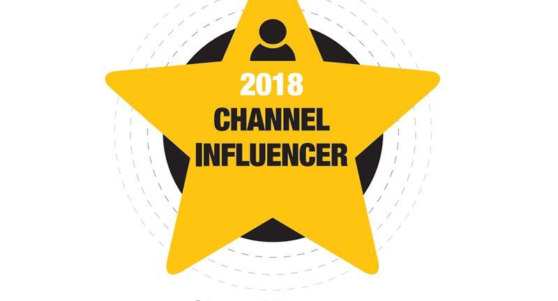 2018 Channel Influencer