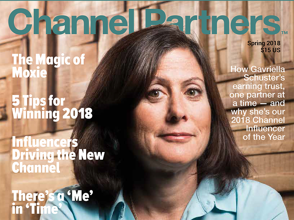 Channel Partners Spring 2018 Digital Issue Cover