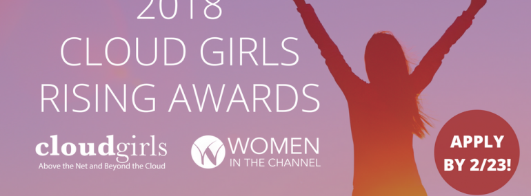 Cloud Girls Rising Award