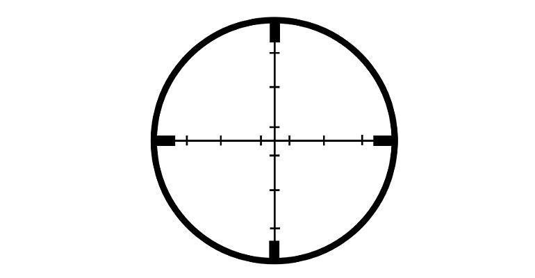 Crosshairs, gunsights