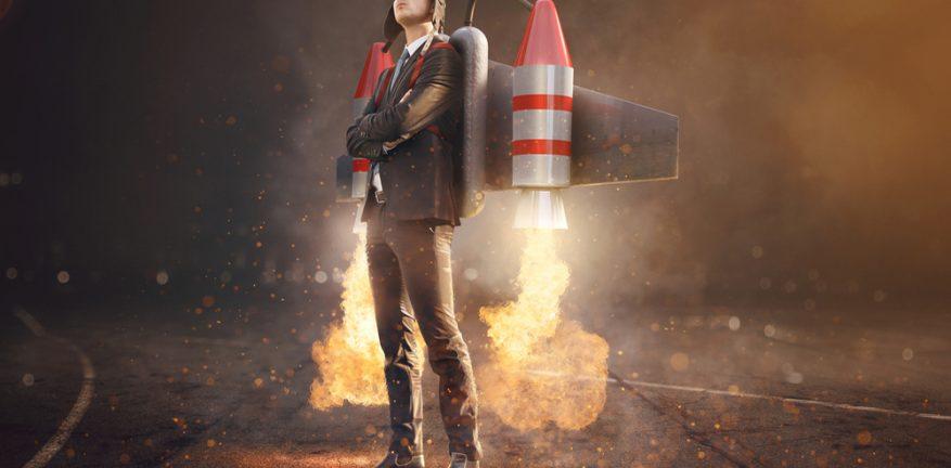 Rocket guy_gumption