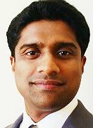 Cisco's Jawahar Sivasankaran