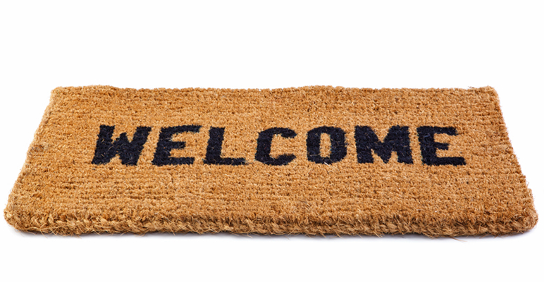 Welcome Mat