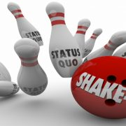 Shake-up, reorganization