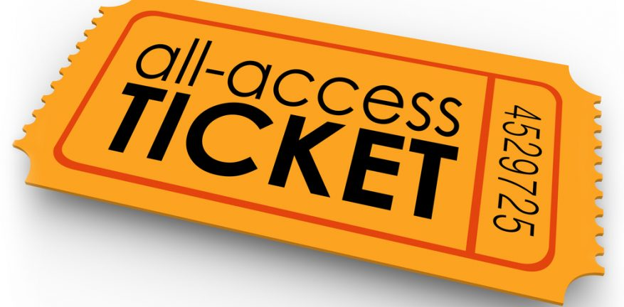 All-Access Ticket