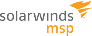 SolarWinds MSP Logo