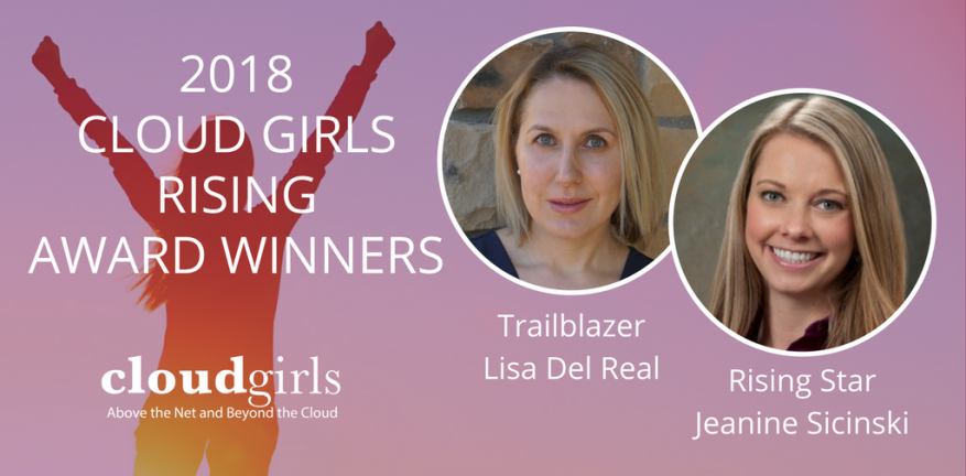 2018 Cloud Girls Rising Award Winners
