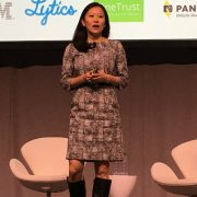 TopBots' Adelyn Zhou at MarTech Conference 2018