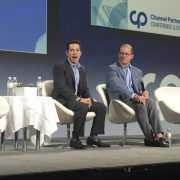 AppDirect's Daniel Saks with TC at CP Expo 2018