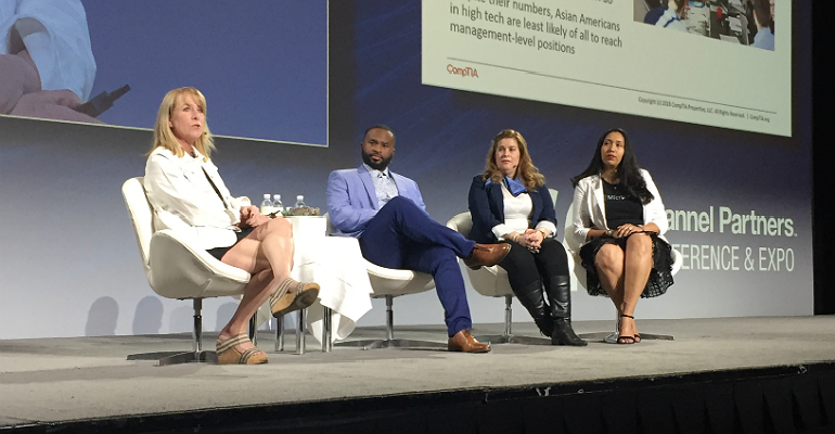 Diversity Panel at CP Expo 2018