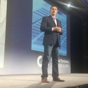 Forrester's Jay McBain at Channel Partners 2018