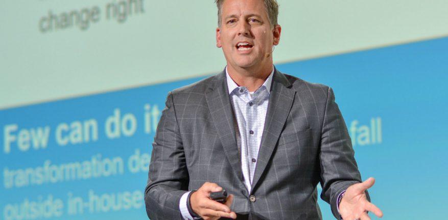 CenturyLink's John DeLozier Channel Influencer 2018